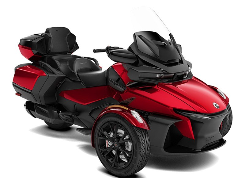 2021 Can-Am Spyder RT Limited in Clovis, New Mexico