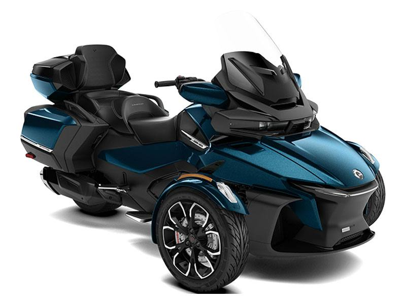 2021 Can-Am Spyder RT Limited in Amarillo, Texas