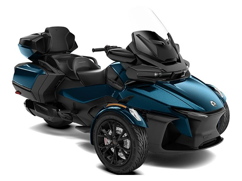 2021 Can-Am Spyder RT Limited in Enfield, Connecticut - Photo 15