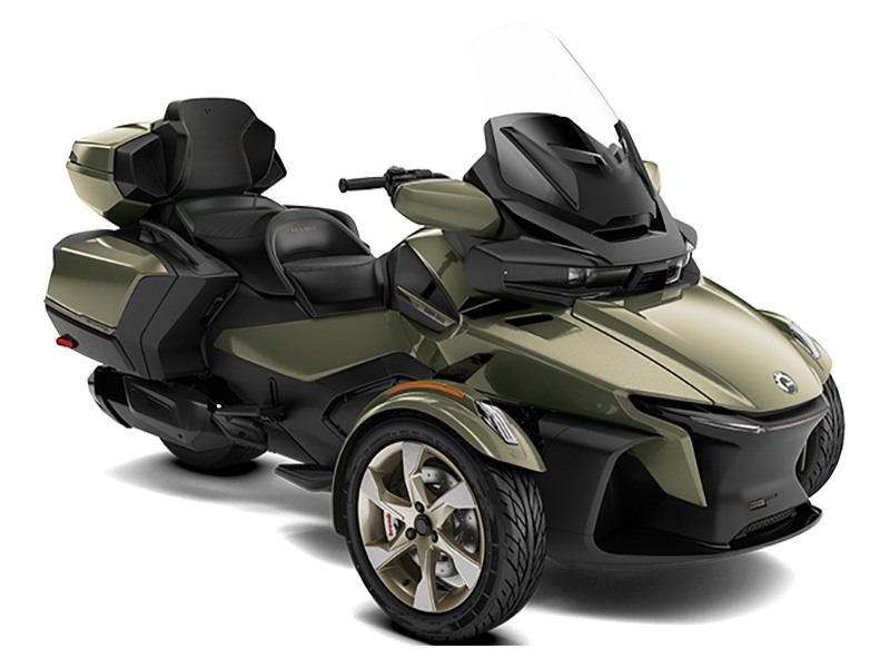 2021 Can-Am Spyder RT Sea-to-Sky in Roscoe, Illinois