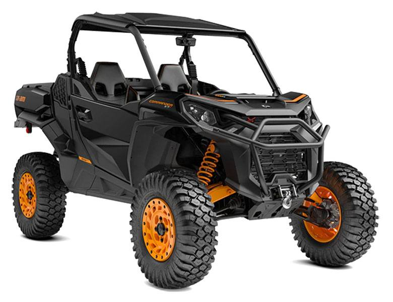 2021 Can-Am Commander X-TP 1000R in Pound, Virginia - Photo 1