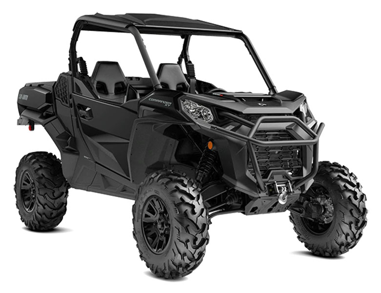 2021 Can-Am Commander XT 1000R in Keokuk, Iowa - Photo 1