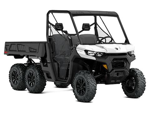 2021 Can-Am Defender 6x6 DPS HD10 in Barre, Massachusetts