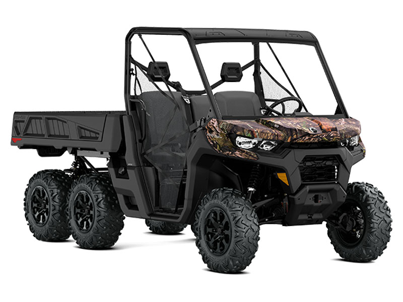 2021 Can-Am Defender 6x6 DPS HD10 in Deer Park, Washington - Photo 1