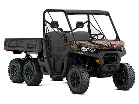 2021 Can-Am Defender 6x6 DPS HD10 in Tulsa, Oklahoma
