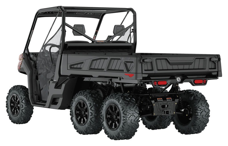2021 Can-Am Defender 6x6 DPS HD10 in Saint Johnsbury, Vermont - Photo 2