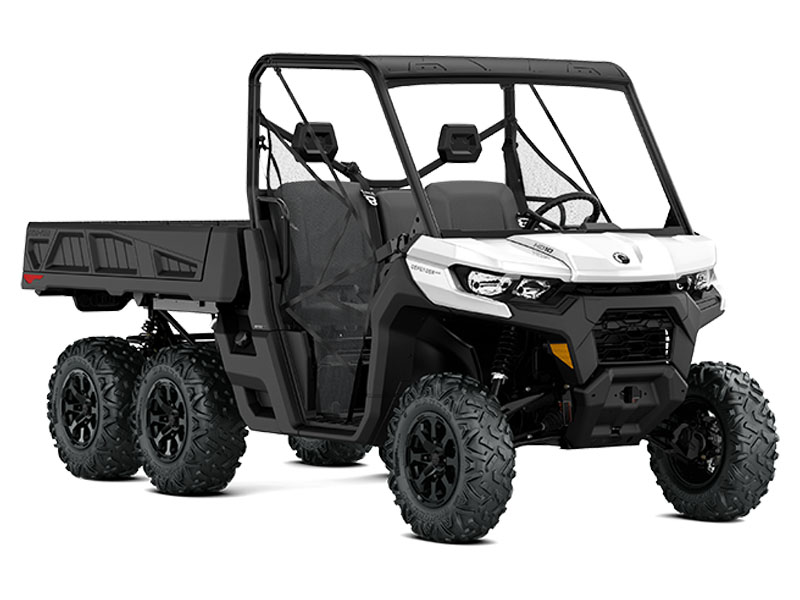 2021 Can-Am Defender 6x6 DPS HD10 in Roscoe, Illinois
