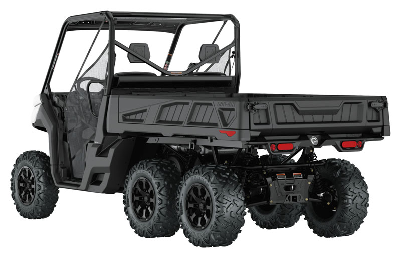 2021 Can-Am Defender 6x6 DPS HD10 in Barre, Massachusetts - Photo 2