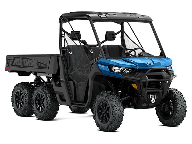 2021 Can-Am Defender 6x6 XT HD10 in Wasilla, Alaska