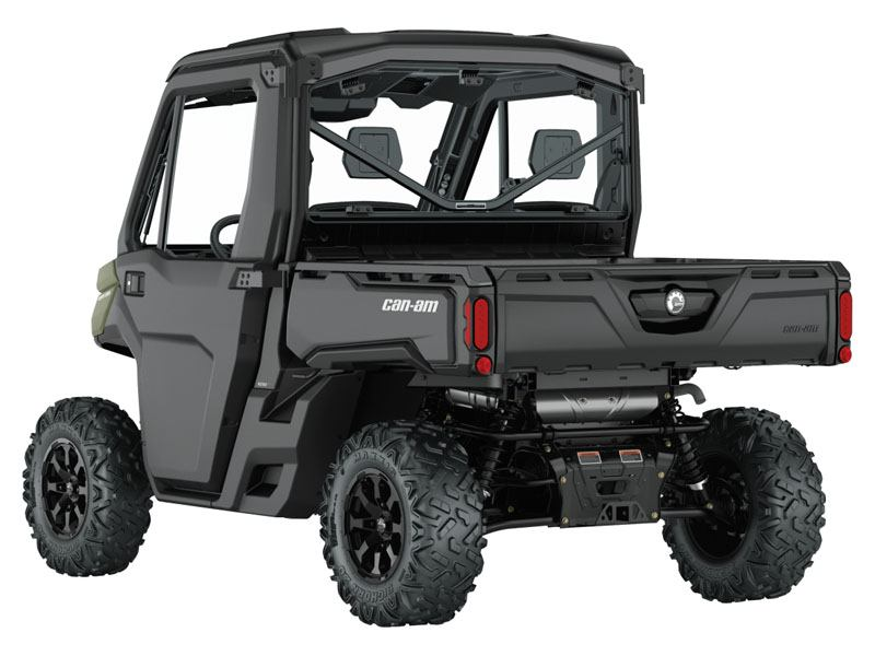 2021 Can-Am Defender DPS CAB HD8 in Honesdale, Pennsylvania - Photo 4