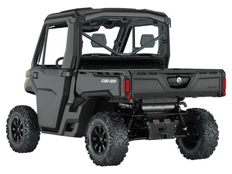 2021 Can-Am Defender DPS CAB HD8 in Augusta, Maine - Photo 4