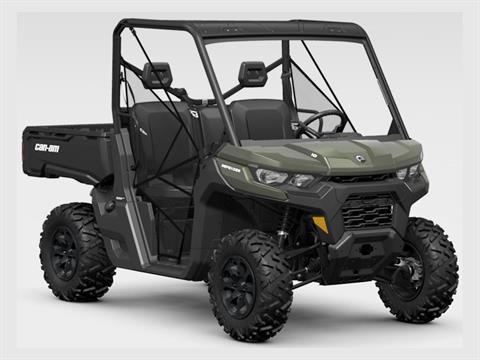 2021 Can-Am Defender DPS HD10 in Cottonwood, Idaho