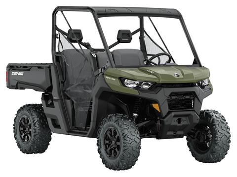 2021 Can-Am Defender DPS HD10 in Woodruff, Wisconsin