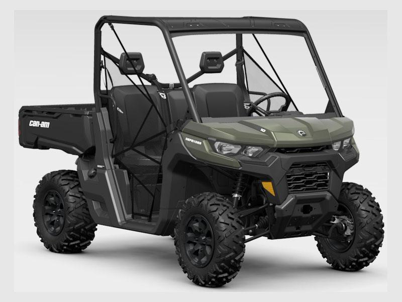 2021 Can-Am Defender DPS HD10 in Franklin, Ohio