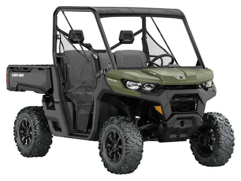 2021 Can-Am Defender DPS HD10 in Muskogee, Oklahoma - Photo 1