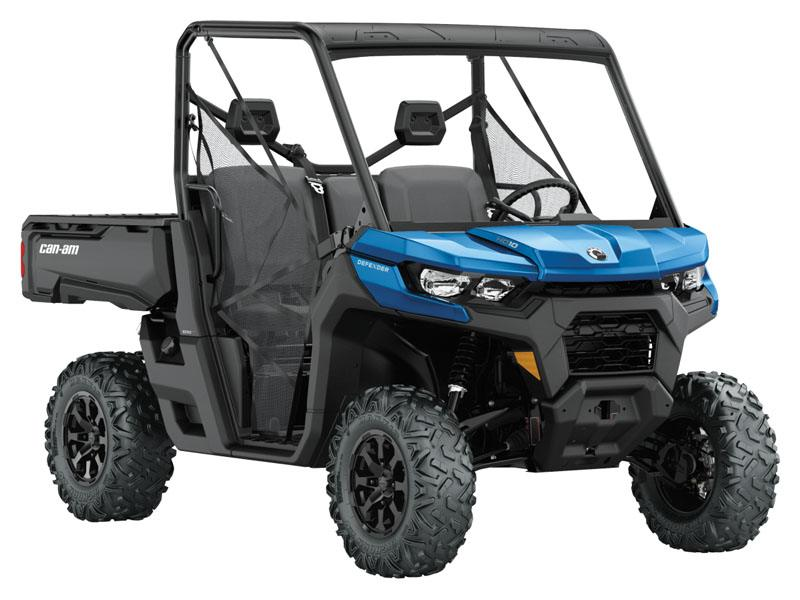 2021 Can-Am Defender DPS HD10 in Wasilla, Alaska