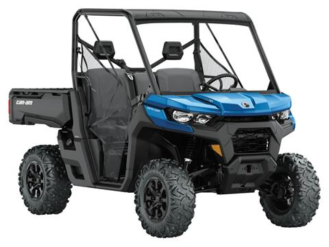 2021 Can-Am Defender DPS HD10 in Stillwater, Oklahoma
