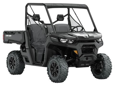 2021 Can-Am Defender DPS HD10 in Colebrook, New Hampshire
