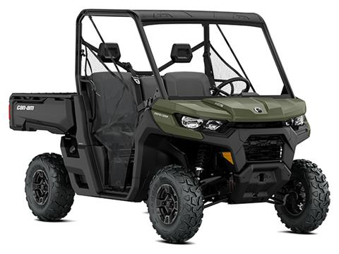 2021 Can-Am Defender DPS HD5 in Barre, Massachusetts