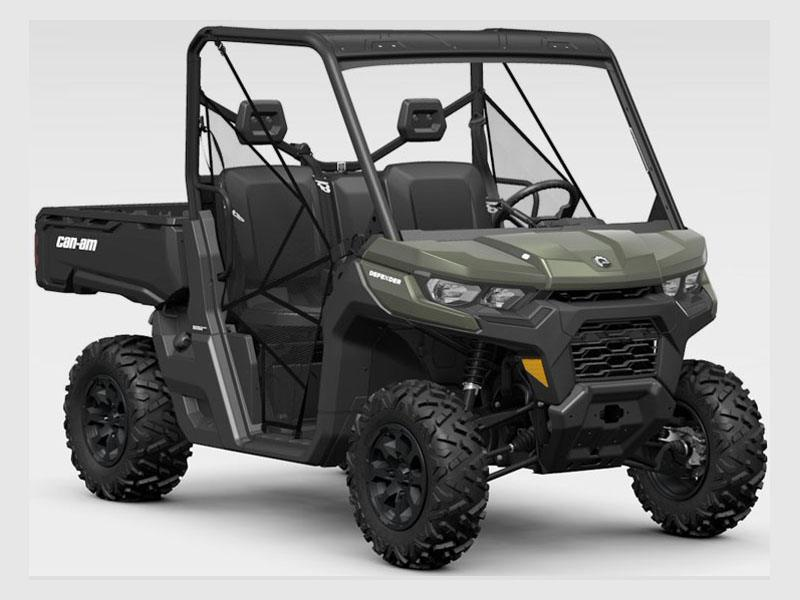 2021 Can-Am Defender DPS HD8 in Franklin, Ohio