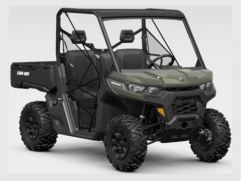 2021 Can-Am Defender DPS HD8 in Albany, Oregon