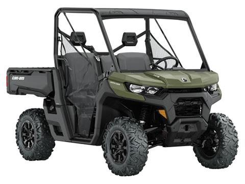2021 Can-Am Defender DPS HD8 in Mineral Wells, West Virginia