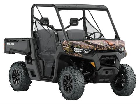 2021 Can-Am Defender DPS HD8 in Lafayette, Louisiana