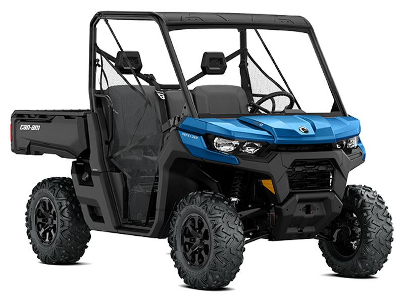 2021 Can-Am Defender DPS HD8 in Ponderay, Idaho