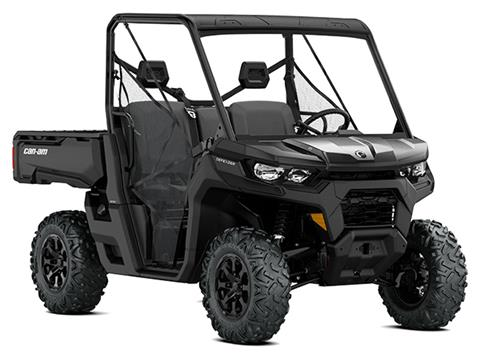 2021 Can-Am Defender DPS HD8 in Hillman, Michigan