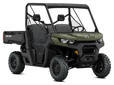 2021 Can-Am Defender HD5 in Woodruff, Wisconsin