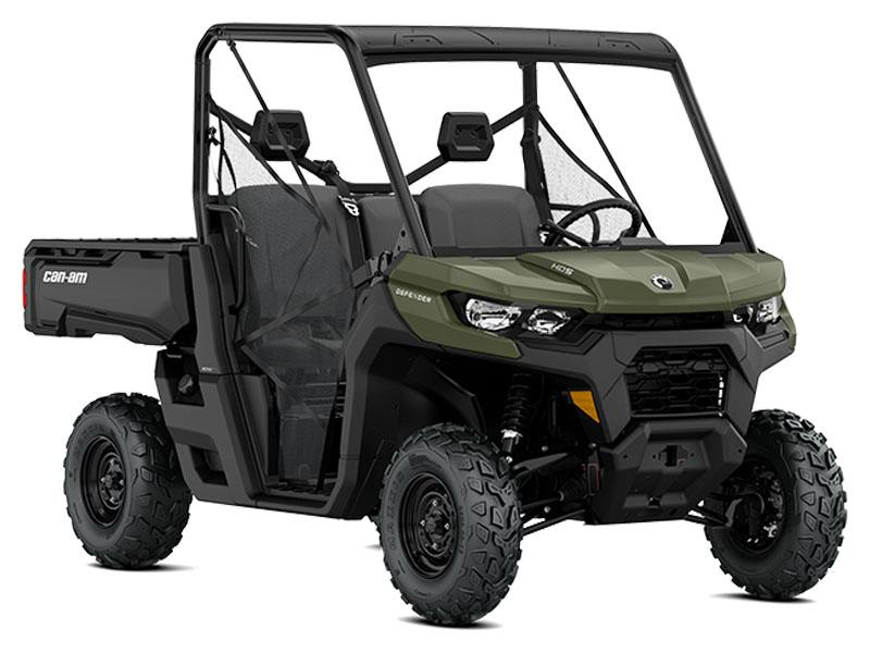 2021 Can-Am Defender HD5 in Brenham, Texas - Photo 1