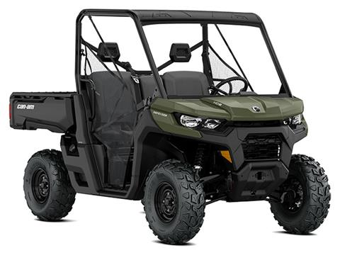 2021 Can-Am Defender HD8 in Woodruff, Wisconsin