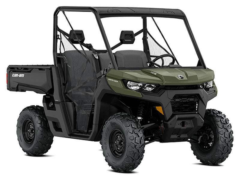 2021 Can-Am Defender HD8 in Lafayette, Louisiana - Photo 1