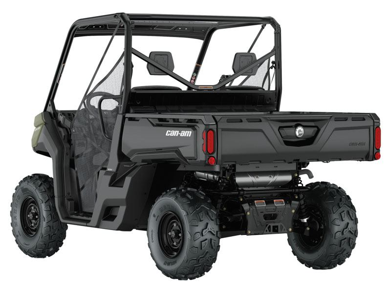 2021 Can-Am Defender HD8 in Lafayette, Louisiana - Photo 2