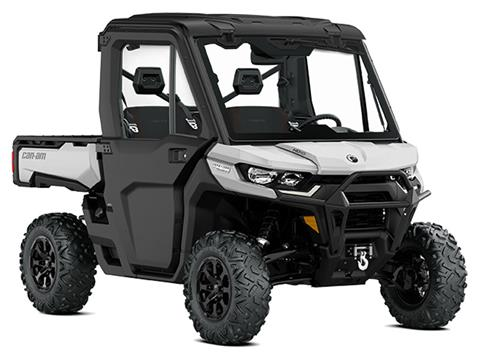2021 Can-Am Defender Limited HD10 in Barre, Massachusetts