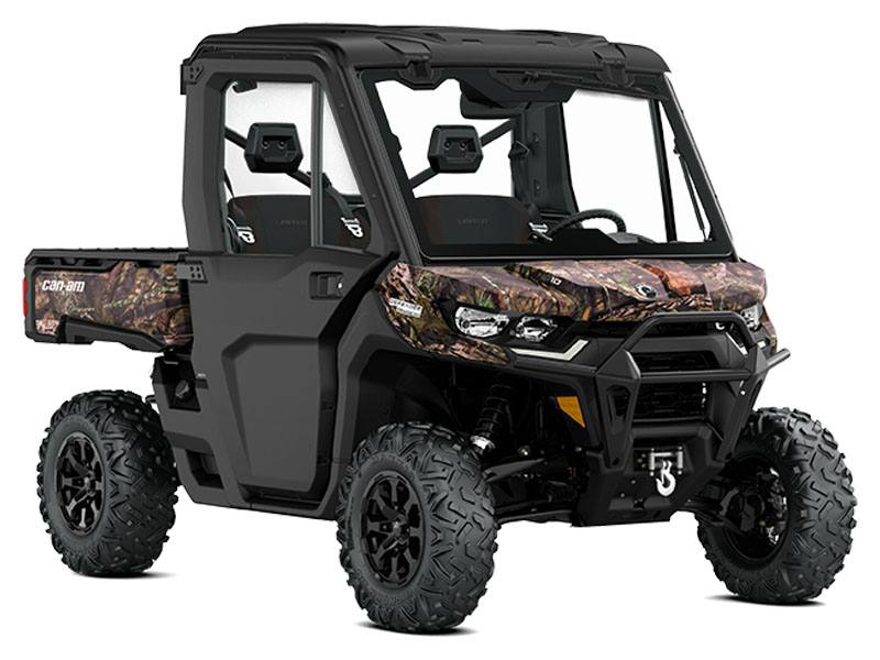 2021 Can-Am Defender Limited HD10 in Woodruff, Wisconsin - Photo 1