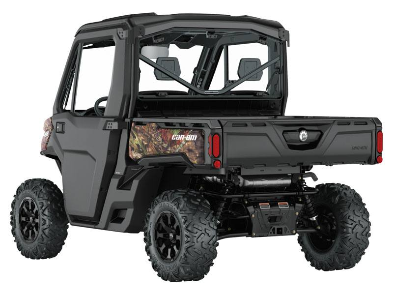 2021 Can-Am Defender Limited HD10 in Woodruff, Wisconsin - Photo 2