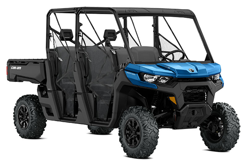 2021 Can-Am Defender MAX DPS HD10 in Rexburg, Idaho - Photo 1