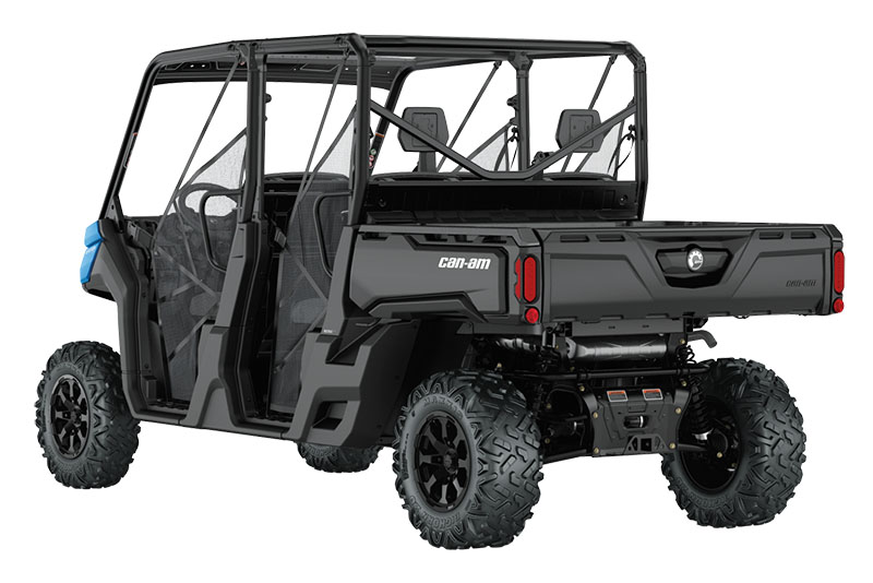 2021 Can-Am Defender MAX DPS HD10 in Moses Lake, Washington - Photo 2
