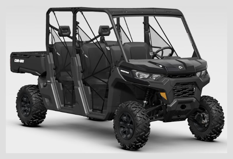 2021 Can-Am Defender MAX DPS HD10 in Cottonwood, Idaho