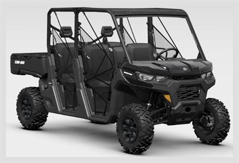 2021 Can-Am Defender MAX DPS HD10 in Evanston, Wyoming
