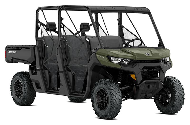 2021 Can-Am Defender MAX DPS HD8 in Wasilla, Alaska - Photo 1