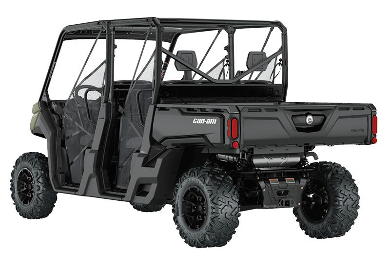 2021 Can-Am Defender MAX DPS HD8 in Rexburg, Idaho - Photo 2