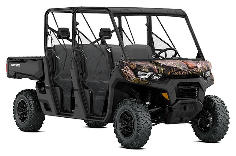 2021 Can-Am Defender MAX DPS HD8 in Coos Bay, Oregon
