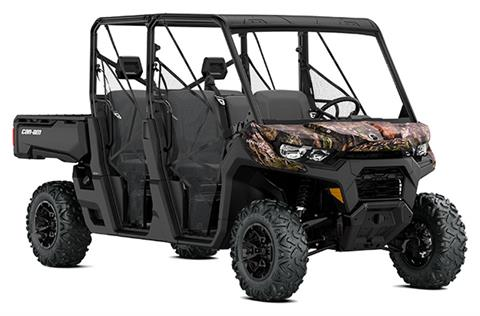 2021 Can-Am Defender MAX DPS HD8 in Oklahoma City, Oklahoma