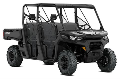 2021 Can-Am Defender MAX DPS HD8 in Sacramento, California