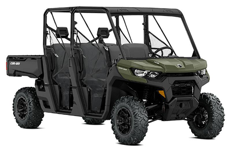 2021 Can-Am Defender MAX HD8 in Clinton Township, Michigan - Photo 1
