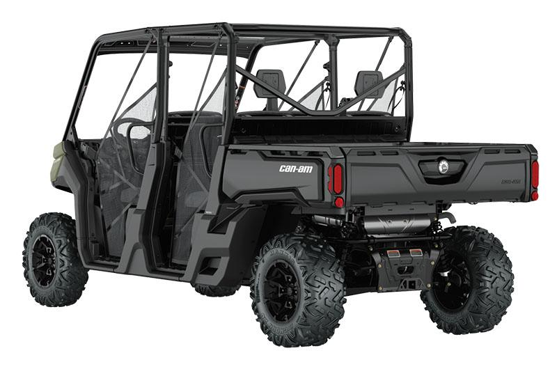 2021 Can-Am Defender MAX HD8 in Elk Grove, California - Photo 2