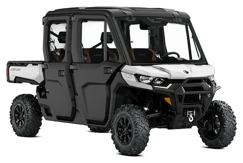 2021 Can-Am Defender Max Limited HD10 in Saint Johnsbury, Vermont