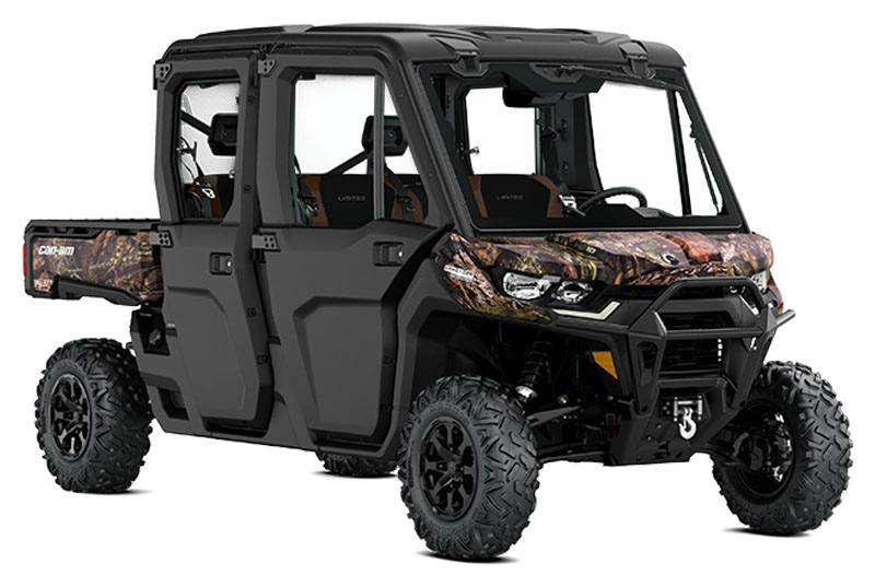 2021 Can-Am Defender Max Limited HD10 in Roopville, Georgia